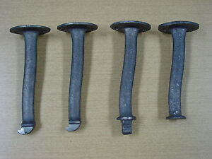 1932 36 Ford Panel Delivery Seat Legs Set New Repro