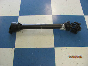 New Heavy Duty Slip Clutch Series 6 Pto Shaft For Most Rotary Cutters 5