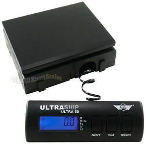 My Weigh Ultraship 55 Digital Scale _noac Noss_ Postal Shipping Postage Bench