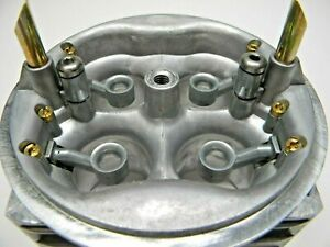 Holley Qft Aed Ccs 650 Cfm Hp Main Body Retro Fit Kit 25 50 More Hp 6 650qft