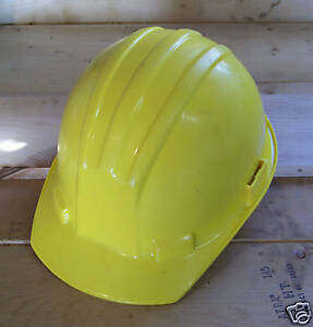 Yellow Bullard Hard Hat Suspension
