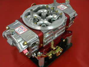 Ccs Performance 1000 Cfm Drag Racing Carburetor New