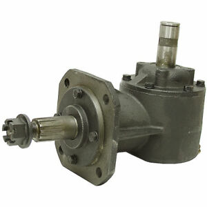 Replacement Bushog rotary Cutter Gearbox 40 Hp Fits Howse Kodiak And Many More