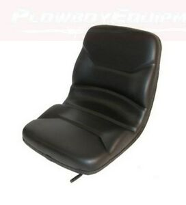 Lawn Tractor Seat For Case Ih Cub Cadet Ford Gleaner Clark Hyster Gehl Whapeton