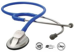 New Adc Adscope 615 Platinum Professional Multifrequency Stethoscope