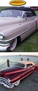 Cadillac Cpe Top Only 1950 1953 acme