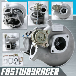 240sx S13 S14 S15 Silvia Sr20 Sr20det Ca18det Td05 18g Bolt On Turbo Charger 8cm