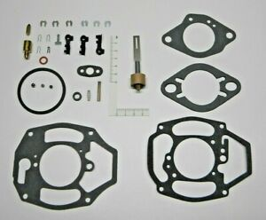 Rochester 1 Bbl Bc Bv B 1932 1962 Carburetor Kit 235 L6 Chevy