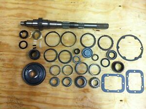 Dodge Nv4500 Mainshaft 5th Gear Kit V10 Diesel 4x4