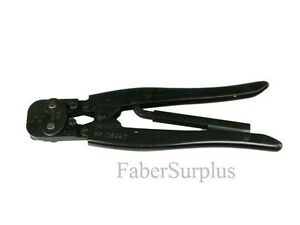 Amp 48070 1 Crimper Electrical Crimping Tool Surplus