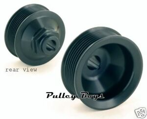 02 04 Acura Rsx Type R 3 2 Supercharger Pulley New