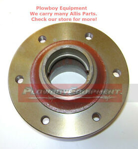 70261418 Wheel Hub For Allis Chalmers D19 160 175 190 200 6060 6070 6080 7000