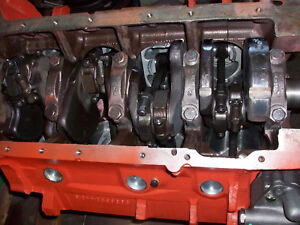 Mopar 440 Dodge Short Block Engine 1964 1978 K B Custom Built To Order Chrysler