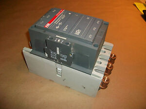 Abb Welding Isolation Contactor A300w 30 400amp