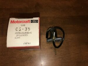 Nos 1979 Ford Courier Throttle Emission Control Solenoid