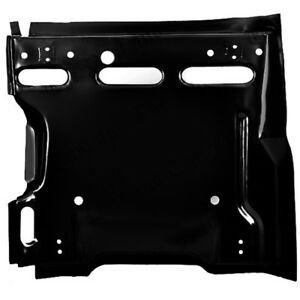 1969 Camaro Firebird Seat Platform Left With 2 Sets Of Track Mounting Holes Dii