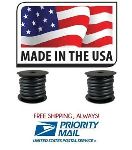 5 16 3 8 X 25 Roll Fuel Line Gas Hose 2 Rolls Thermoid Brand Made In Usa