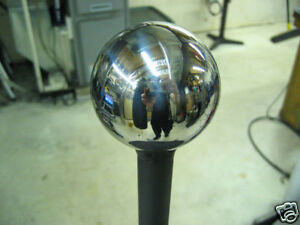 3 Chrome Steel Sphere Stake Hardy Blacksmith Hardy Tool Sca Metal Forming
