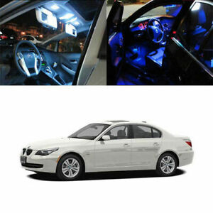 12 X 5050 Smd Full Led Interior Lights Package For 2004 2009 Bmw E60 5 Series