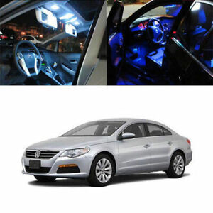 7 X 5050 Smd Full Led Interior Lights Package Deal For 2009 And Up Volkswagen Cc