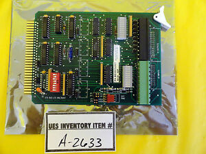 Pri Automation Bm18673l05 Std Bus I o 8in 8out Pcb Card Used Working