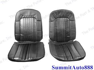 1971 1972 Chevelle Front Bucke Seat Cover Bucket Seat Set Right Left Side 4pcs