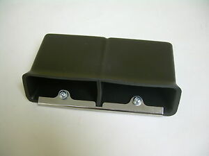 1970 1972 Chevelle Ss El Camino Ss Console Seatbelt Pocket With Retainer