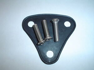 1955 To 1959 Chevrolet Gmc Truck Exterior Mirror Screws And Gasket