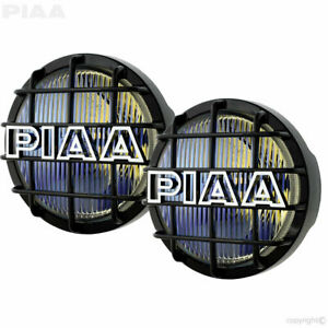 Piaa 05291 520 Series 5 15 16 Halogen Plasma Ion Yellow 85w Fog Lamp Kit