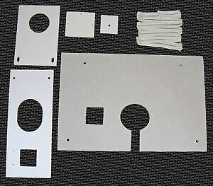 Waste Oil Heater Parts Lanair Mx 150 200 Combustion Chamber Gasket Kit W board