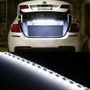 Super Bright Hid White 18 smd Led Strip Light Car Trunk Cargo Area Illumination