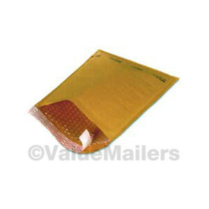 00 2 500 5x10 Kraft Bubble Padded Mailers Envelopes Bags 5 X 10