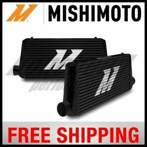 Mishimoto Performance Black Universal S Line Intercooler 31 X 12 X 3