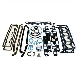 Fel Pro 260 3013 Small Block Chevy 305 350 383 Hp Competition Gasket Kit Sbc