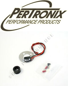 Pertronix 1123 Ignitor Electronic Breakerless Ignition Delco 2 Cyl Distributor