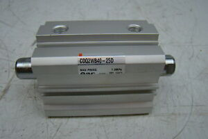Smc Air Cylinder Cdq2wb40 25d