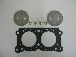 Holley Qft Aed 7448 Kit 1009 365 Stainless Throttle Plate 1 1 2 093 Orfice