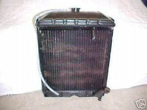 For Ford Tractor Radiator Naa 500 600 700 2000 4000