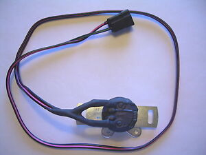 1963 Impala Ss Belair Biscayne Back Up Light Switch 4spd Manual Neutral Safety