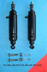1950 1955 Chevrolet 3100 Pickup Monroe Air Shocks Rear Ext 21 5 Compressed 13