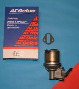 1970 Chevrolet Monte Carlo Acdelco Fuel Pump 396 Engine