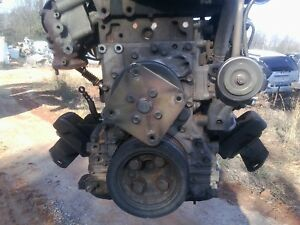 05 07 Npr nqr w3500 w4500 w5500 4hk1 5 2 Front Engine Timing Cover
