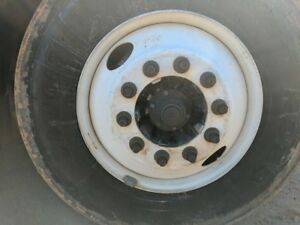 Accuride 22 5 X 8 25 Hub Piloted Steel Wheel