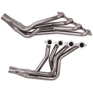 Pace Setter 70 2256 Long Tube Headers 1998 2002 Camaro Firebird 5 7l Ls1 No Smog