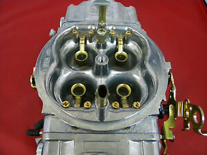 New Holley 80576s Blower Series Hp Carburetor