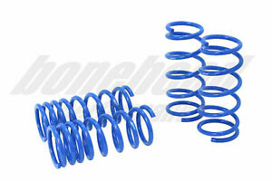 Manzo Performance Sport Lowering Springs For 1989 1994 Nissan Sentra B13