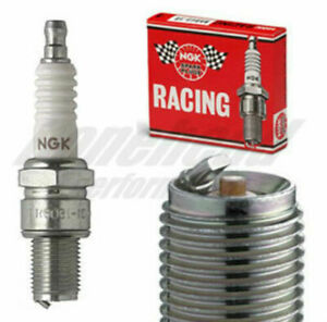 Ngk Iridium Racing Spark Plugs 2006 Mitsubishi Evo 9 set Of 4 One Step Colder