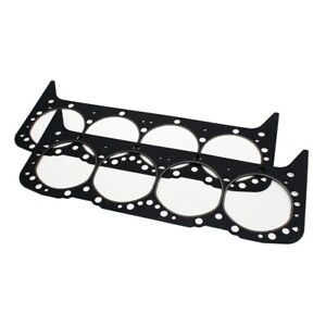 1 Pair Fel Pro 17030 Small Block Chevy Sbc Performance Head Gaskets 327 307 350