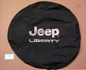 2003 2005 Jeep Liberty Spare Tire Cover Mopar Oem 82207585ac Sport Limited