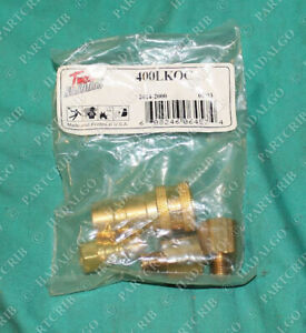 Tweco 400lkqc Quick Connector Male Female 2044 2000 Twe2044 Airline Pneumatic